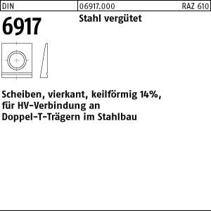 Scheiben DIN 6917 C 45 / ÜH 13