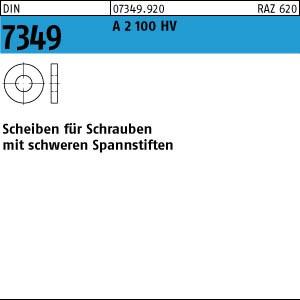 Scheiben DIN 7349 A 2 100 HV 3,2 A 2