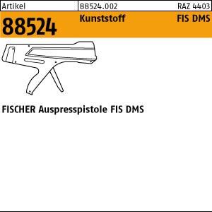 FISCHER Auspresspist. ART 88524 FISCHER Auspresspistole FIS DMS 1 Stk.