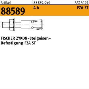 FISCHER-Zykon Anker ART 88589 FISCHER-Zykon Anker FZA A 4 f. Steigeisen 14/40ST