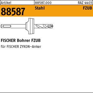 FISCHER-Bundbohrer ART 88587 FISCHER-Zykon-Bohrer FZUB 10 x 40