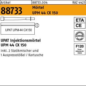 UPAT Verbundmörtel ART 88733 UPAT Verbundmörtel UPM 44 CX150 220 g 1 Stk.