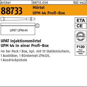 UPAT Verbundmörtel ART 88733 UPAT Verbundmörtel UPM 44 Profi-Box 1 Stk.