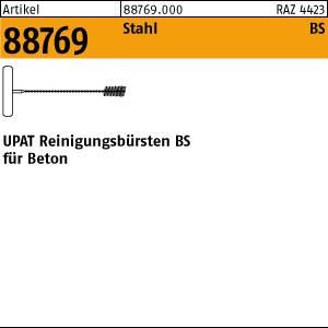 UPAT-Reinigungsbürsten ART 88769 UPAT Reinigungsbürsten UMV VARIO BS 8 f. M 6 1 Stk.