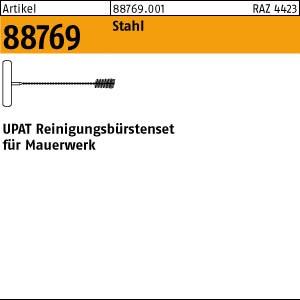 UPAT-Reinigungsbürsten ART 88769 UPAT Reinigungsbürsten für Mauerwerk 14/20 1 Stk.