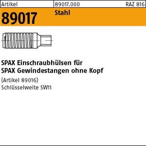 SPAX Gewindeszangen- ART 89017 SPAX Gew.stangen-Einschraub- hilfe